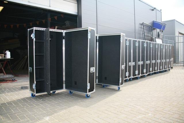 flightcases voor orkesten orkestkoffers pgcases