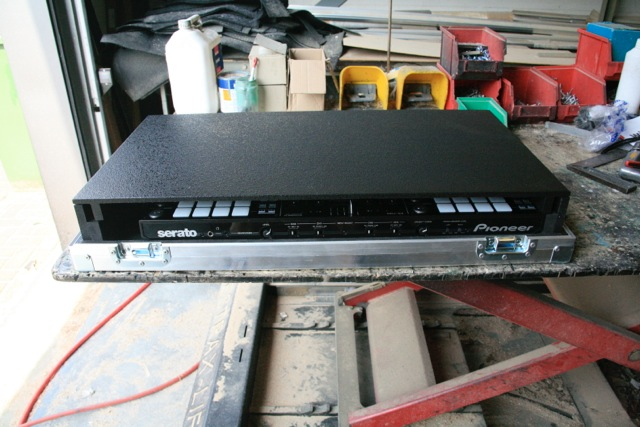 DJ koffer pioneer geluid case flightcase