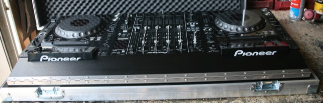 DJ-case flightcase