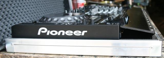 koffer geluid case flightcase DJ-set pioneer