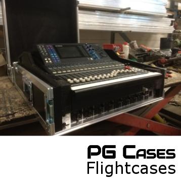 Flightcases op Maat